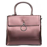 Стильная женская сумка из натуральной кожи разные цвета