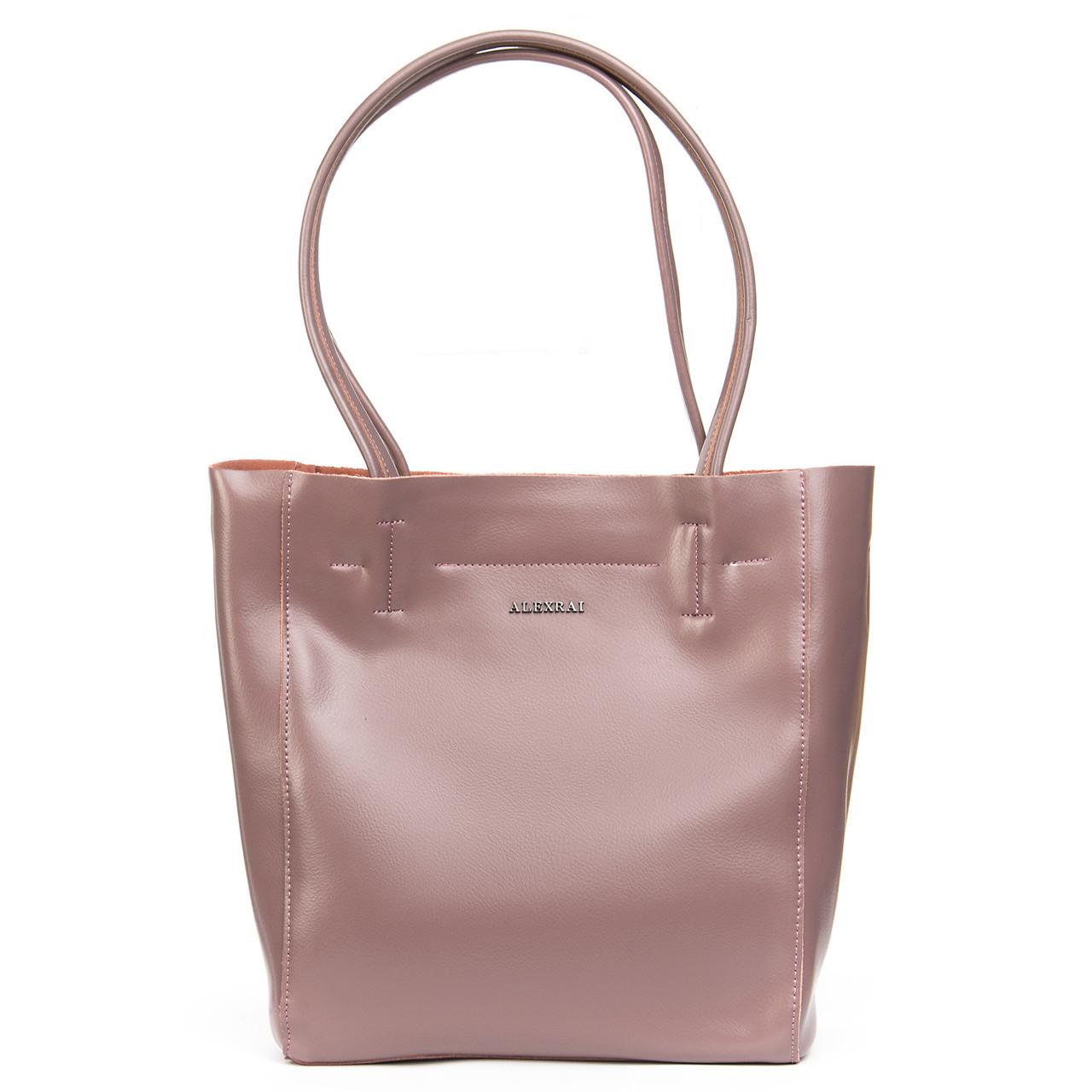 Стильная кожаная сумка ALEX RAI разные цвета