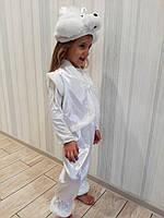 Карнавальный костюм Белого Мишки, фото 1