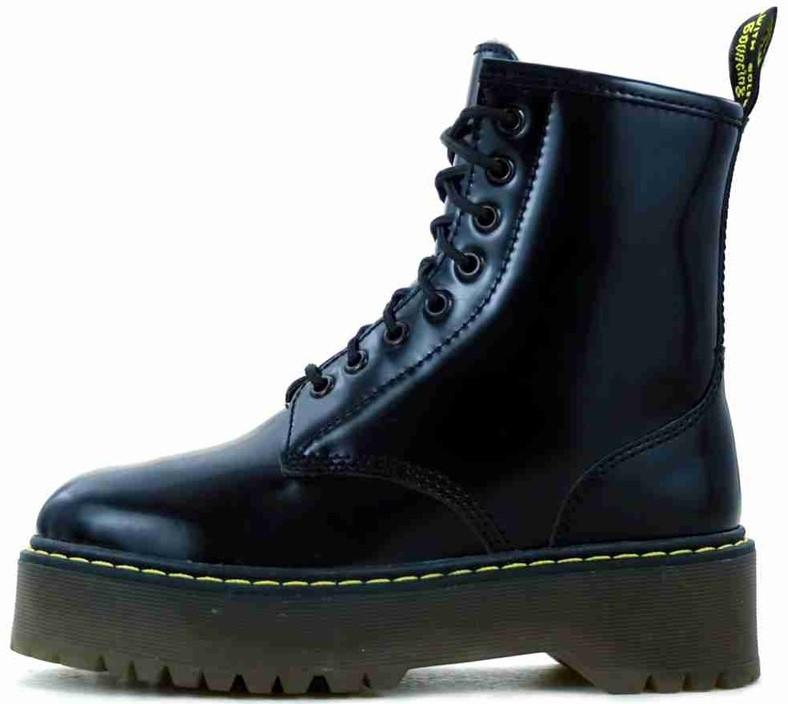 Зимние ботинки Dr. Martens JADONE (Premium-class) c мехом