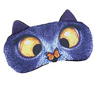 """Удобная и милая маска для сна """"3D Animal Faces - 2"""""""