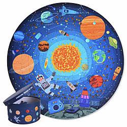 """Пазл """"Космические приключения"""" (150 элементов) MiDeer Toys"""