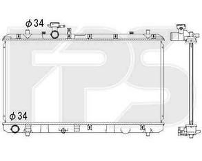 Радиатор Сузуки SX 4 06- HB/SDN / SUZUKI SX 4 (2006-2013)