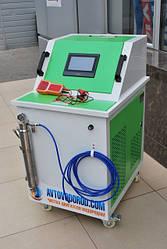 Оборудование для водородной чистки двигателя