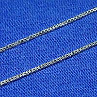 Серебряная цепочка Панцирная 55 см 90101106041