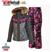 Детский горнолыжный костюм REHALL DARCY-R-JR 152 black BF (50481), фото 1