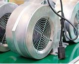 Вентилятор М+М WPA 145 (ВПА-145) нагнетательный для твердотопливного котла 505м3/ч, фото 3