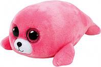 М'яка іграшка TY Beanie Boo's Рожевий тюлень Pierre 25 см (37085)