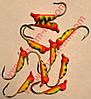 Блешня вольфрамова Bravo 5625-237 2,5 мм 0,35 гр. Оса з вушком фарбована