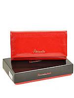 Большой кошелек женский кожаный Canarie ALESSANDRO PAOLI W46