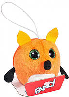 М'яка іграшка брелок Fancy Глазастик лисиця 8 см (GIU0)