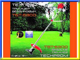 Коса бензиновая Техпром 6,3 кВт (супер комплект)