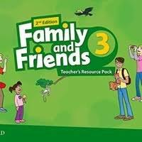 """Ресурсы для учителя Family and Friends 2nd Edition 3 Teacher""""s Resource Pack"""