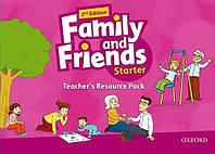 """Ресурсы для учителя Family and Friends 2nd Edition Starter Teacher""""s Resource Pack"""