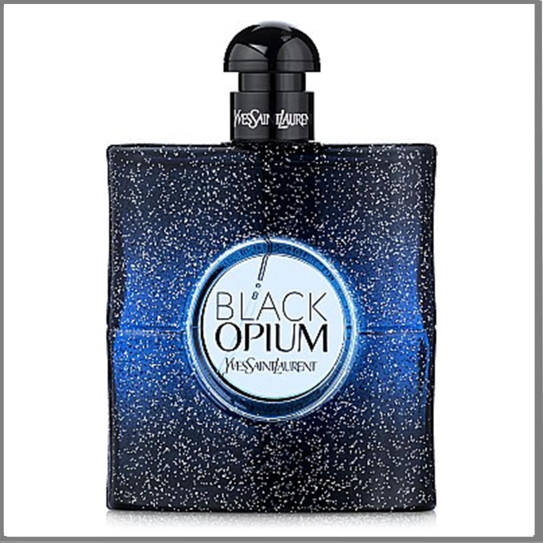 Yves Saint Laurent Black Opium Intense парфумована вода 90 ml. (Тестер Ів Сен Лоран Блек Опіум Інтенс)