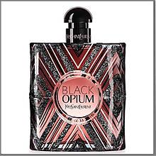 YSL Black Opium Pure Illusion парфумована вода 90 ml. (Тестер Ів Сен Лоран Опіум Пур Ілюзія)