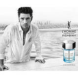 Yves Saint Laurent L'Homme Cologne Bleue туалетная вода 100 ml. (Тестер Ив Сен Лоран Л'Хом Колонь Блю), фото 4