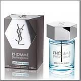 Yves Saint Laurent L'Homme Cologne Bleue туалетная вода 100 ml. (Тестер Ив Сен Лоран Л'Хом Колонь Блю), фото 5