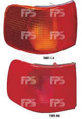 Левый задний внешний фонарь (кузов седан, тип С4) без платы Ауди A6 (C4) / AUDI A6 C4 (1994-1997)