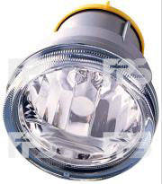 Левая (правая) фара противотуманная Пежо Партнер 08-12 под лампу h1 без лампы / PEUGEOT PARTNER (2008-2012)