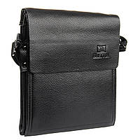 Кожаная мужская сумка планшет Bretton