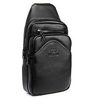 Кожаная сумка-рюкзак Bretton