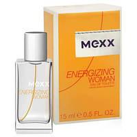 Туалетная вода тестер для женщин Mexx Energizing Woman edt  оригинал 15 мл