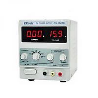 Лабораторный блок питания Extools PS-1502D, 15В, 2А
