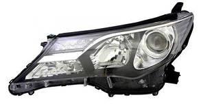 Левая фара Тойота Рав4 CA40 13-15 галоген / TOYOTA RAV4 CA40 (2012-)