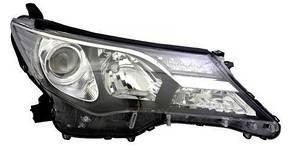 Правая фара Тойота Рав4 CA40 13-15 галоген / TOYOTA RAV4 CA40 (2012-)