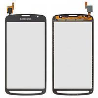 Touchscreen (сенсорный экран) для Samsung Galaxy S4 Active i9295, черный, оригинал