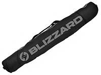 Чохол для лиж Blizzard Ski Bag Premium Black / Silver 2020
