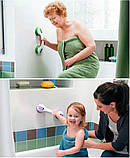 Ручка поручень Helping Handle на вакуумных присосках для ванной, фото 4