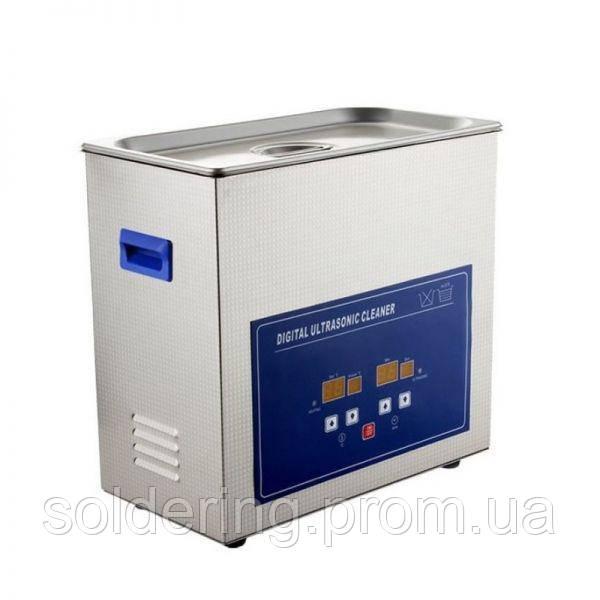 Цифровая ультразвуковая ванна Jeken PS-30A, 6.5л, 180Вт
