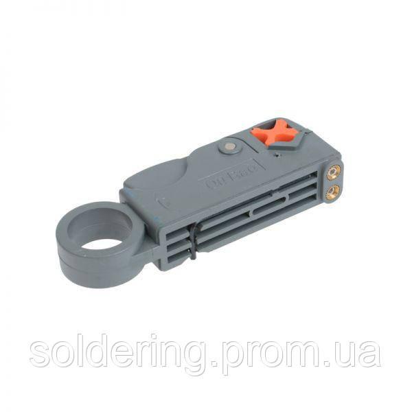 Инструмент Hanlong HT-332 для зачистки коаксиального кабеля RG-58/59/6