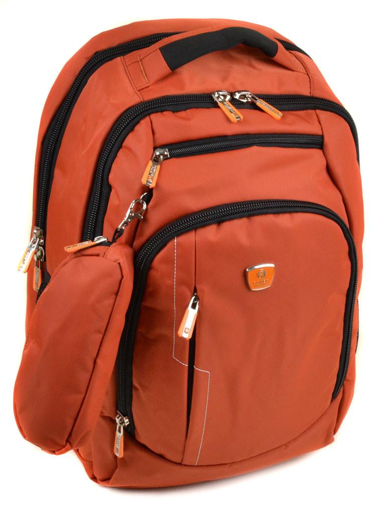 Рюкзак спортивный с плотной спинкой Power In Eavas 5142 на 2 отделения