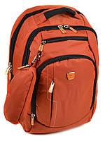 Рюкзак спортивный с плотной спинкой Power In Eavas 5142 на 2 отделения, фото 1