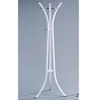 Вішалка металева для одягу Onder Mebli «СН-4217-WT» Білий