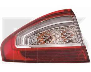 Левый задний внешний фонарь кузов седан, тип LED Форд Мондео 10-14 / FORD MONDEO IV (2007-2014)