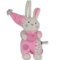 Мягкая детская игрушка Кролик Mami and Beby