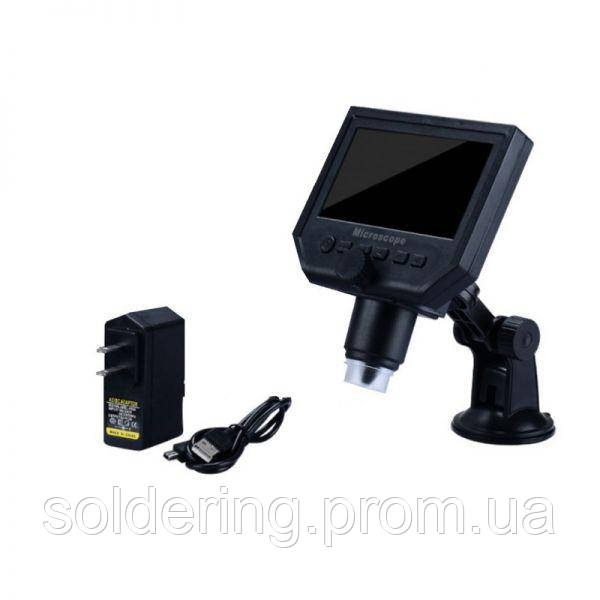 Цифровой USB микроскоп Magnifier 600x