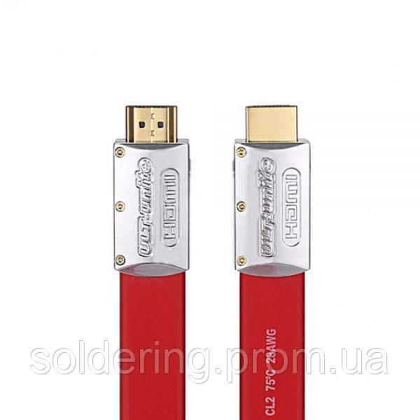 Шнур Ult-Unite HDMI - HDMI, 10м, v2.0, 4K/3D, Hi-Speed (8801-1107)