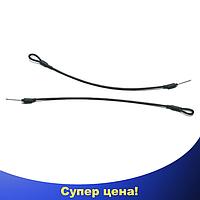 Тросик антикражный игла-ушко в резиновой оплетке 175 мм, фото 1