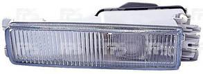 Левая фара противотуманная Ауди 80 91-94 без лампы / AUDI 80 B4 (1991-1994)