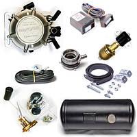Комплект гбо 2-го поколения NAZORATI для инжектора с цилиндрическим баллоном 50л.