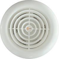 Вентилятор круглый для ванной комнаты MMotors JSC MM 100