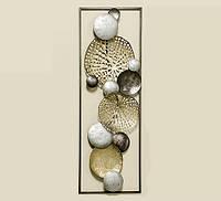 Настенный декор Elgin h89см металл 1007516