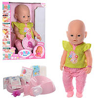 Кукла — пупс Baby born 8020-468