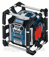 Зарядное устройство с радиоприемником Bosch GML 50 Professional 0601429600