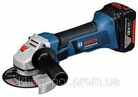 Аккумуляторная угловая шлифмашина (болгарка) Bosch GWS 18 V-LI Professional 060193A30A